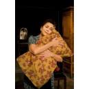 Το βιβλίο της Ρέας Μανέλη «Η γιαγιά μου η Ευτυχία», σε ένα ρεσιτάλ ερμηνείας από τη Ν. Μεντή