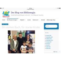 Συνέντευξη | του συγγραφέα Νίκου Μιχαλόπουλου στο Γερμανικό Blog «BIBLIOMAGIA»