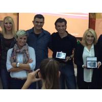 Νίκος Μιχαλόπουλος και Άννα Βερούλη:ΓΙΟΡΤΕΣ ΑΘΛΗΤΙΣΜΟΥ ΣΤΗ ΘΡΑΚΗ