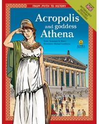 Acropolis and goddess Athena / Ακρόπολη και θεά Αθηνά