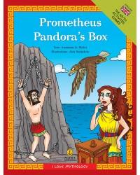 Prometheus & Pandora's Box / Προμηθέας & Το κουτί της Πανδώρας