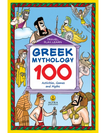 Greek Mythology 100  Activities, Games and Myths