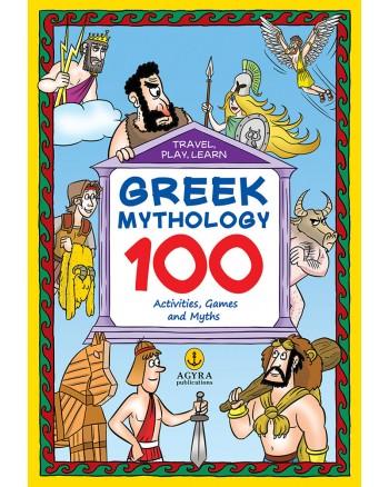 Greek Mythology 100  Activities, Games and Myths