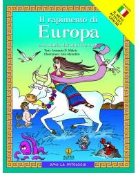 Il rapimento di Europa e la storia dei suoi tre figli / Η αρπαγή της Ευρώπης και η ιστορία των 3 γιων της