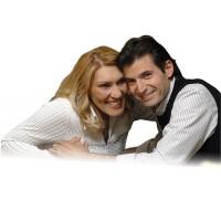 Ο Νίκος Μιχαλόπουλος και η Άννα Βερούλη στη Κομοτηνή